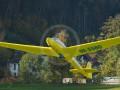Flugplatz Eferding - Ziellanden 13+ - 006