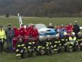 Einsatzübung am Flugplatz Eferding 13+ - 023