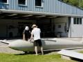 Eferding Flugplatz - Gleichenfeier K6 14+ - 004
