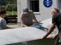 Eferding Flugplatz - Gleichenfeier K6 14+ - 011