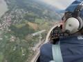 LOLE Tandemflug mit Mucki n. Passau 15+ 007