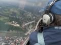 LOLE Tandemflug mit Mucki n. Passau 15+ 008