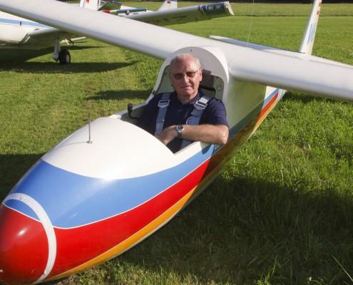 Fluglehrer Auer Leo