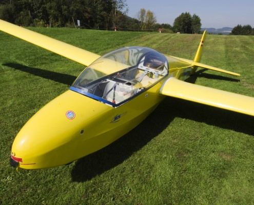 Schulungsflugzeug ASK13