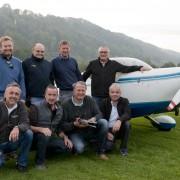 Eferding Flugplatz - MIM Prüfung 2014